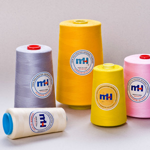 100% Spun Polyester Sewing Thread Roll