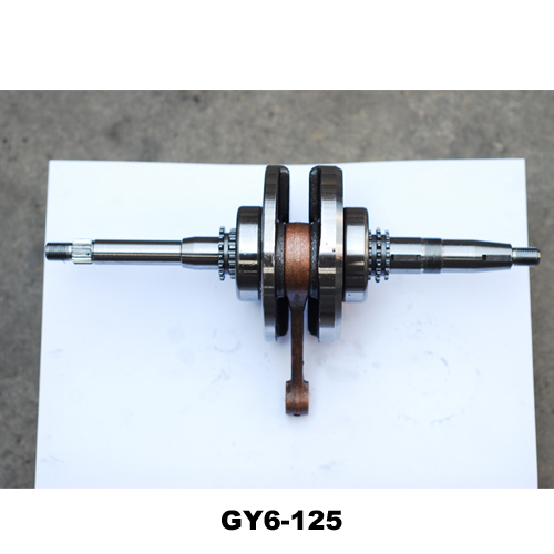 GY6 125CC engine parts motorcycle crankshaft assy