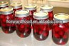410g canned cherry in light syrup with 129/124 colorant