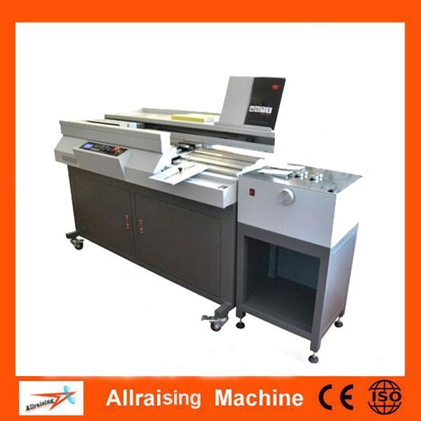 Allraising 60r Book Binding Machine For Sale With The