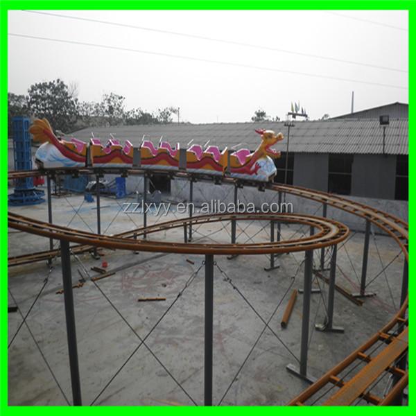 Carnival Games Backyard Roller Coasters For Sale/sliding