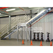 Prefab Outdoor Steel Stairs, Prefab Outdoor Steel Stairs Suppliers And  Manufacturers At Alibaba.com