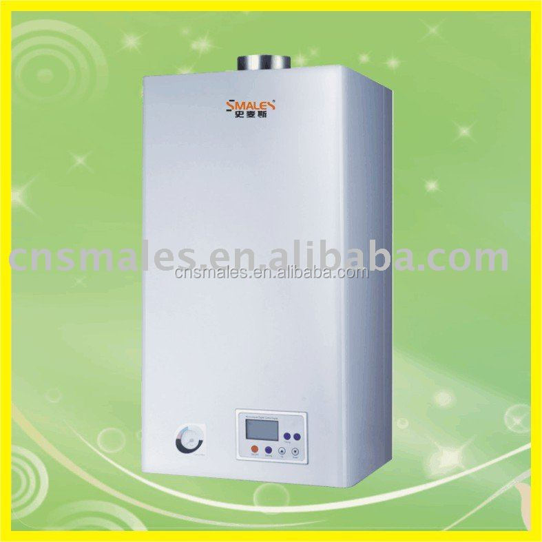 China Smales Wall Hung Gas Combi Boiler Gas Water Heater(JLG28-BV6) exported to Iran, Uzbekistan, Azerbaijan