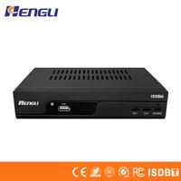 Best-selling ISDB tuner analog to digital tv converter ISDB-T for Brazil Ecuador