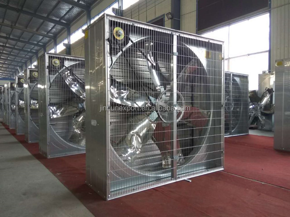 Axial poultry house tunnel ventilation fan for chicken farm/poultry house/greenhouse
