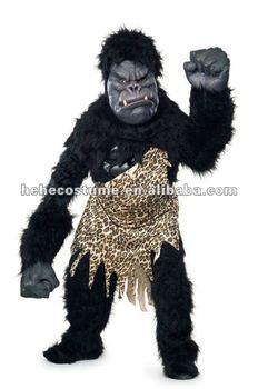 Adult Mad Ape Gorilla Costume  sc 1 st  Alibaba & Adult Mad Ape Gorilla Costume - Buy Animal Party CostumeLatex ...