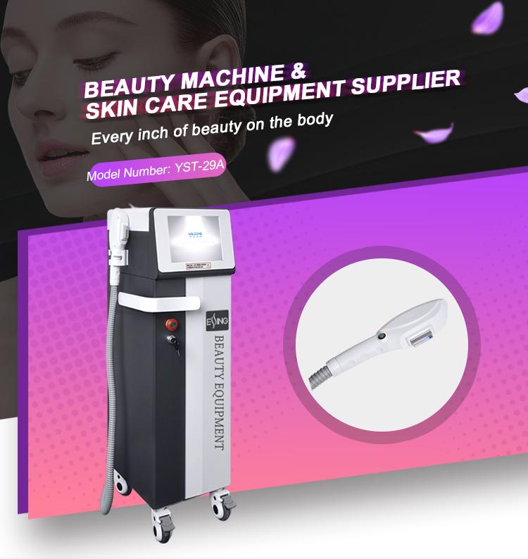 YST-29A ESSING OPT pain free hair/pigmentation removal & skin rejuvenation machine