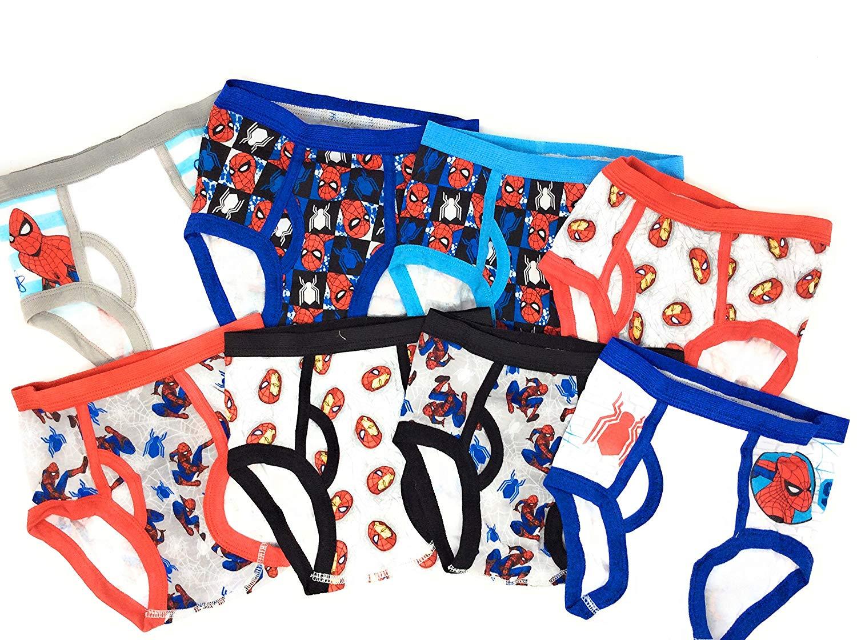 Handcraft Thomas The Train Toddler Boys Briefs Value 8-Pack Underwear Percy