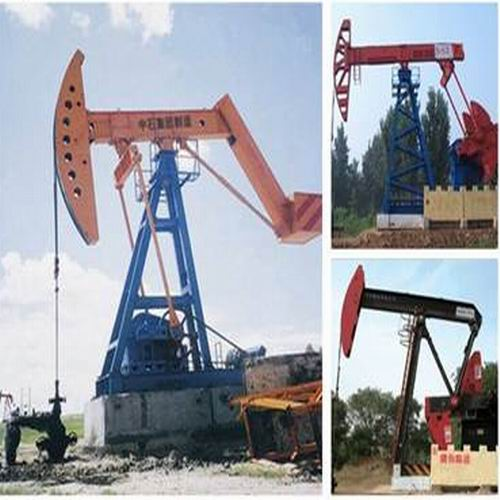 Petroleum oil and gas oilfield equipment pumping unit