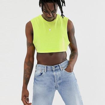 c86f36fcc56 Hot Product. custom clothing manufacturers cropped sleeveless t-shirt ...
