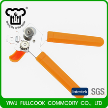 Hot Sale Alibaba China iron yellow cheap kitchen helpers can opener
