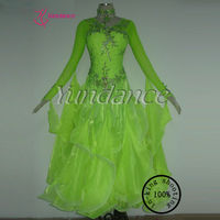 Noble Professional Customizing High-grade Stage & Dance Wear B-11114