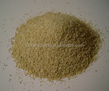 China manufactured colored sand dyed color sand for construction use