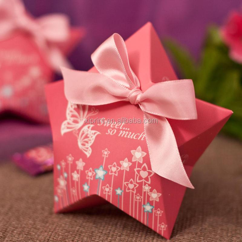 Unique Paper Silk Wedding Invitation Box Indian - Buy Wedding ...