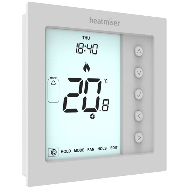 Modbus thermostat d'ambiance