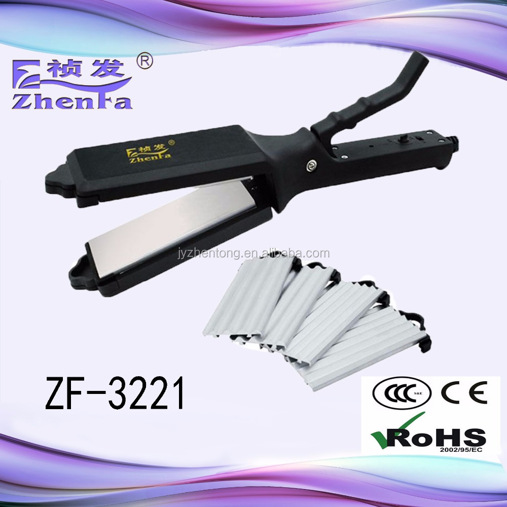 High quality hair straightener with custom logo ZF-3221