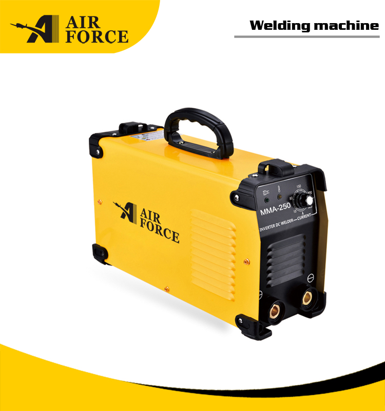 Welding and soldering Usage 250AMP DC ARC WELDING MACHINE MMA-250