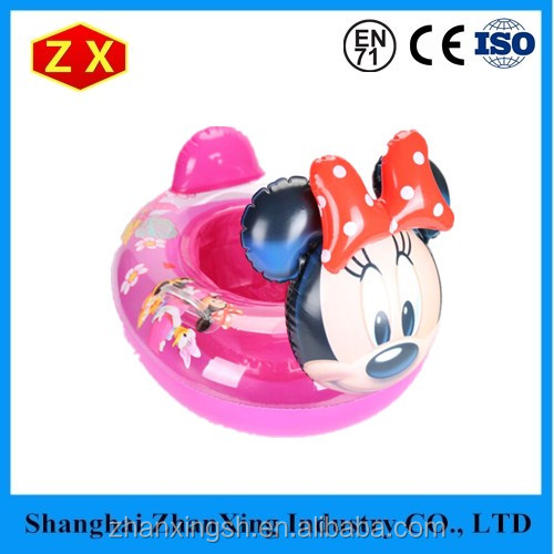 2017 Summer Popular Funny Baby Swim Seat, Inflatable Baby Car Seat