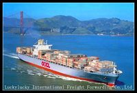 cheap and professional sea shipping /ocean freight from china to Argentina Mar del Plata