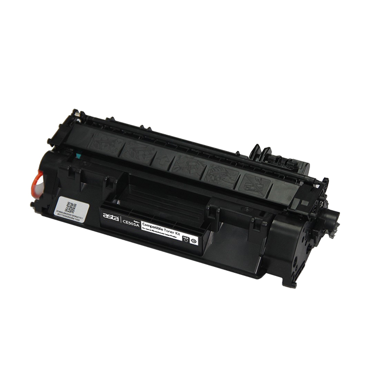 ASTA Compatibile Cartuccia di Toner CE505A 05A per HP P2035/P2055 Printer