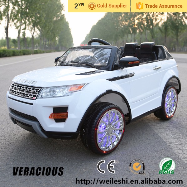 Plastic kid toy vehicle huada ride on car for wholesales