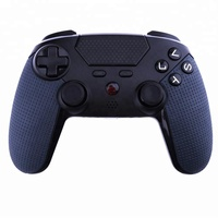 NEW For PS4 Wired Bluetooth Game Control 16 Key Function 4 Red LED Indicating Function for Nintend Switch for PS4