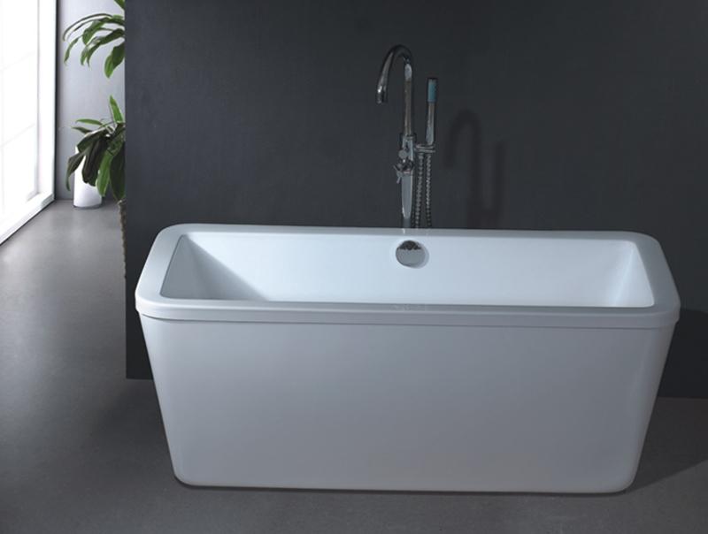 Small Square Bathtub,Small Size Square Bath Tub,Acrylic Bath Tub ...