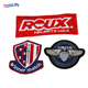 China Supplier Embroidery Badges Patches with Embroidery Design