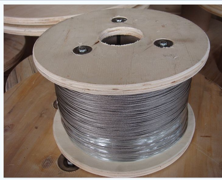 Stainless Steel Wire Rope Specifications - Buy Stainless Steel ...