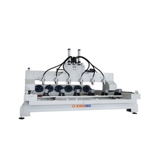 <span class=keywords><strong>6</strong></span> assige CNC panel productielijn cnc router houtbewerkingsmachines