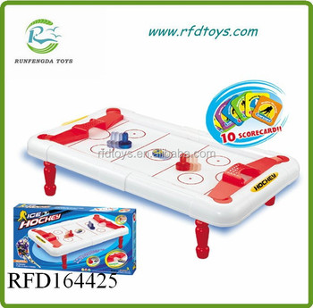 Children Hockey Table Funny Toy Ice Hockey Table For Kids Mini Ice Hockey  Table