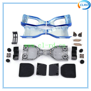 bluetooth balance scooter replacement parts accessory diy outer shell plastic cover frame cover 65 8 10inch