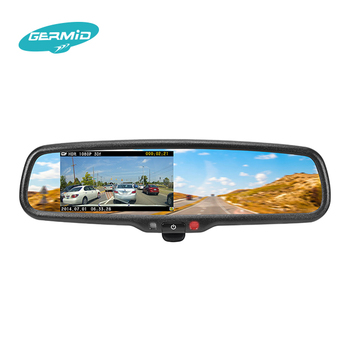 User Manual 1080p Car Dvr Gps Dash Cam For Hyundai Elantra With Wide Angle  170 Degree Backup Camera Special For Audi - Buy Auto Dimming Dvr Rear View