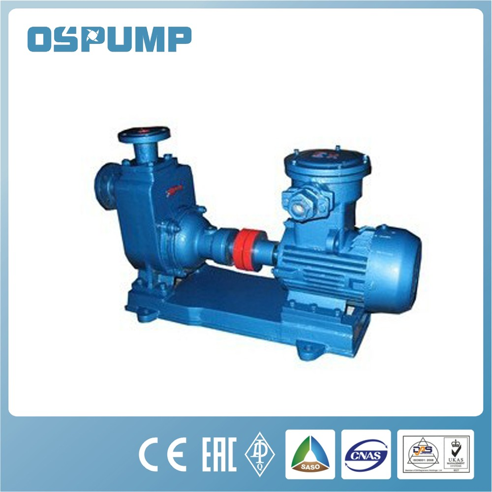 CYZ-A self-priming heavy duty centrifugal oil delivery pump