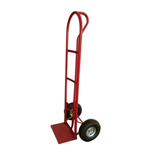 Cheap price heavy duty steel moving hand truck hand trolley used for warehouse