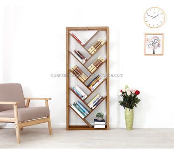 natuurlijke bamboe boekenkast met 5 6 planken afmetingen