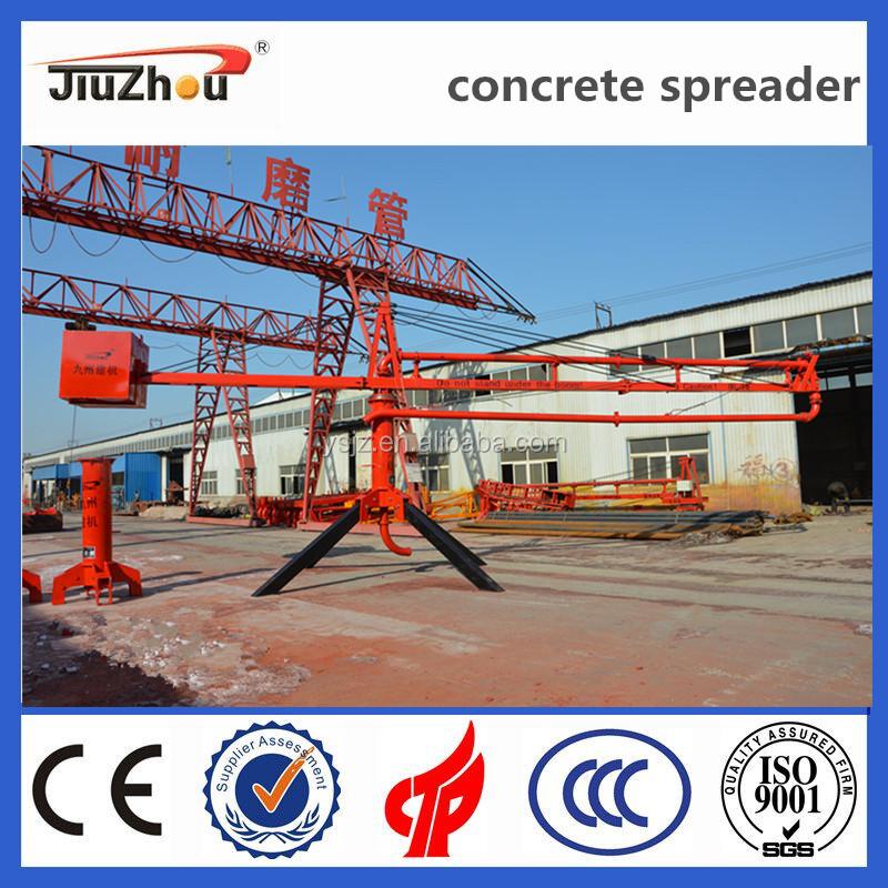 Concrete Machinery 18m Concrete Spreader /boom Placer/concrete ...
