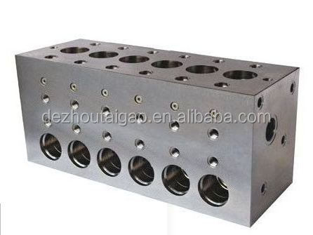 High Quality hydraulic power Unit valve block