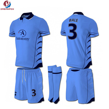 90bfe3bdf wholesale soccer uniforms customize blank reversible soccer jersey team set