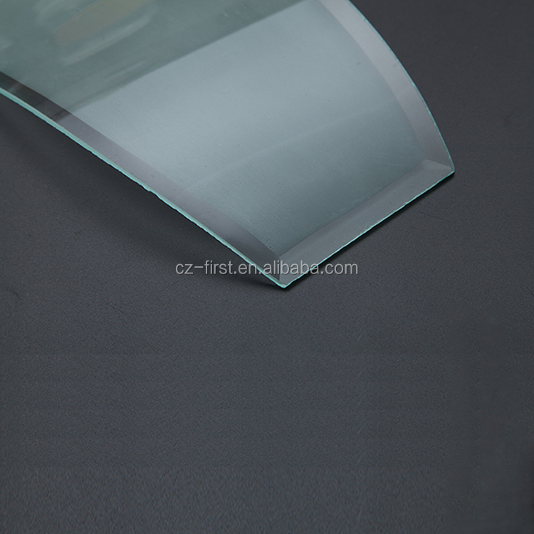 High perspective heat bent glass curved glass Chinese Manufacture