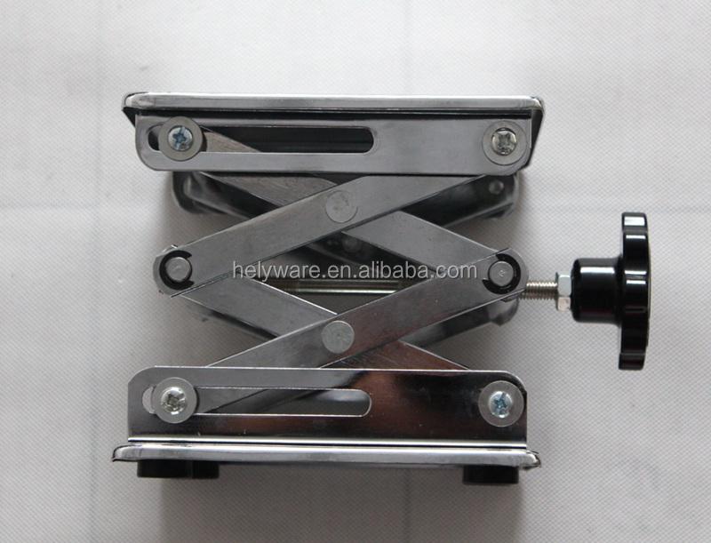 Chrome plated steel Laboratory Jack Scissor Lift for lab_Lab