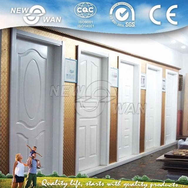 Modern Internal Doors White Plain Door