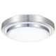 IN HOME 14-inch LED Flush mount Ceiling Light MS 230 Series 25W , Dimmable, 6000K (Daylight), led lights home ceiling color