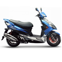 150CC gas scooters for adults