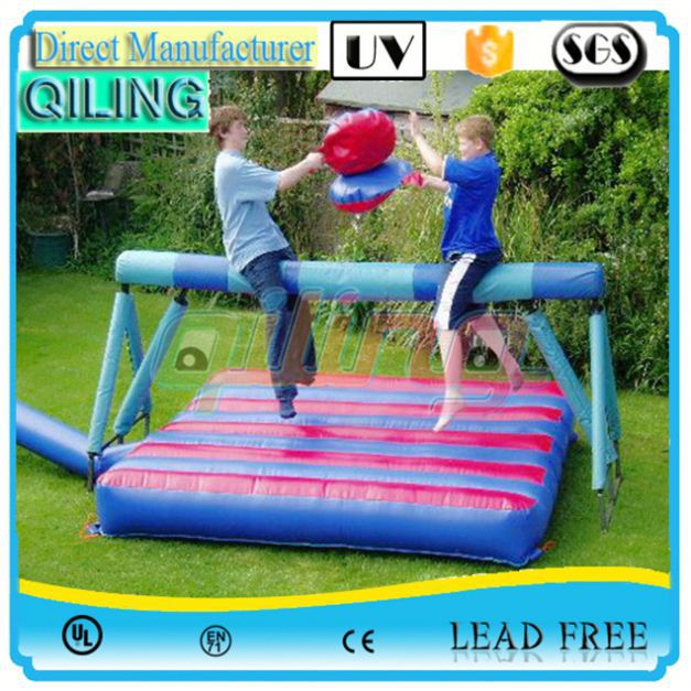 2017 Custom outdoor american gladiator jousting factory