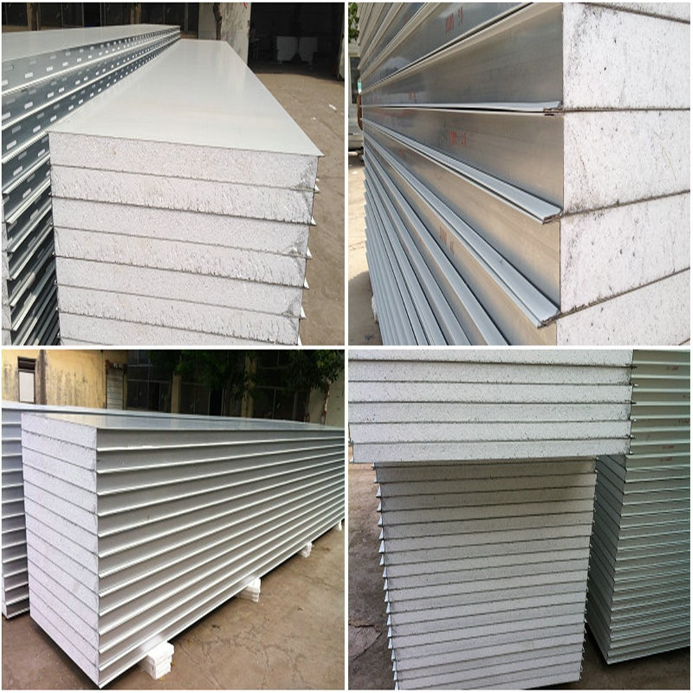 Eps Building Panels For Home : Eps sandwich panel construction plates roofing prices