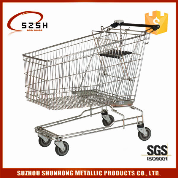 Baby Stroller Seats Type Shopping Trolley Cart - Buy ...