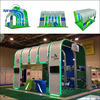 Light weight European Standard aluminum trade show booth or exhibition booth