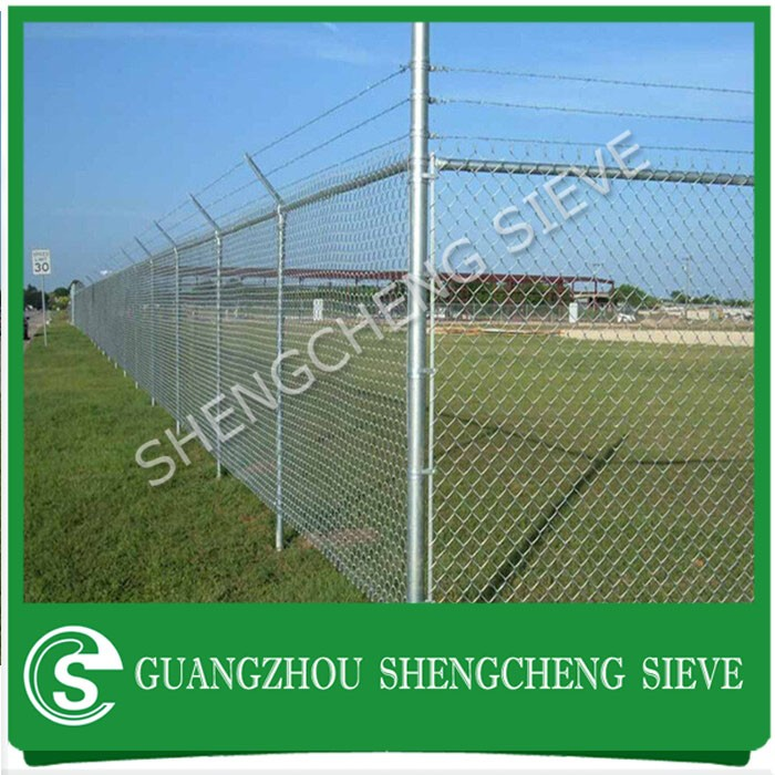Chainwire Fencing Supplies Security Cyclone Wire Fence Price ...
