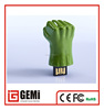 USB flash drive for kids Iron Man Hand Model USB Flash Memory pen Drive Stick